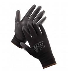 rukavice Bunting evolution čierne 6