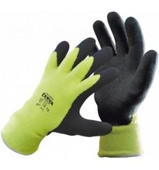 rukavice Palawan nylon-latex č.7