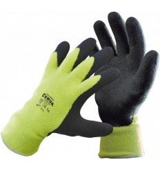 rukavice Palawan nylon-latex č.9