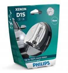 Výbojka xenónová D1S 85V 35W -PHILIPS X-treme Vision