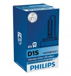 Philips D1S WhiteVision 85415WHVC1 xenonová výbojka – 1 rok záruka