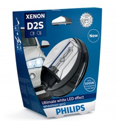 Philips xenónová výbojka D2S WhiteVision 85122WHVC1 85V 35W