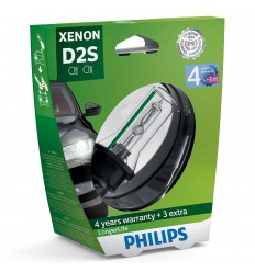 Philips Long Life Warranty D2S 85122SYC1 85V 35W - 1ks