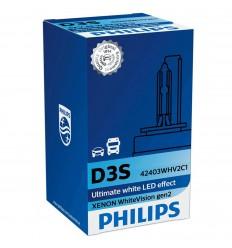 Philips WhiteVision gen2 Xenonová výbojka D3S 85V 35W 42403WHV2C1 - 1ks