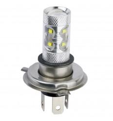 Žiarovka Autolamp LED 12V-24V H4 50W nepolariz.chip - 1ks