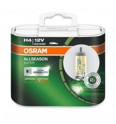 Osram Allseason 64193ALS H4 12V 60/55W - 1ks