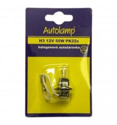 Autolamp H3 12V 55W PK22S - 1ks
