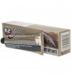 K2 LAMP DOCTOR 60g leštiaca pasta na svetlomety
