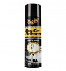 Meguiar's Heavy Duty Bug & Tar Remover - penový odstraňovač hmyzu a asfaltu 425g