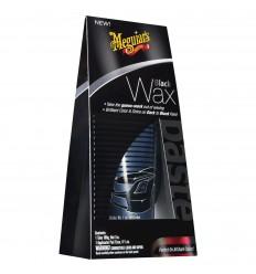 Meguiar's Black (Dark) Wax - leštenka s voskom pre čierne a tmavé laky 198 g