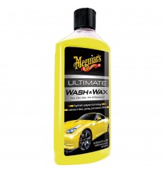 Meguiar's Ultimate Wash & Wax - autošampón 473 ml