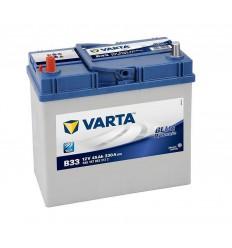 VARTA BLUE Dynamic 12V 45Ah 330A Asia ľavá malý kontakt