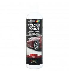 Motip Farebná leštenka tmavo-červená 500 ml