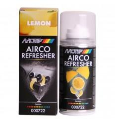 Motip Čistič a osviežovač klimatizácie LEMON Spray 150 ml