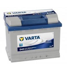 VARTA BLUE Dynamic 12V 60Ah 540A ľavá