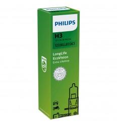 Žiarovka PHILIPS 12V H3 55W PK22s LongerLife