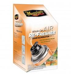 Meguiar's Air Re-Fresher Citrus Grove Scent - dezinfekcia klimatizácie - 71g