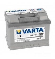 VARTA SILVER Dynamic 12V 61Ah 600A