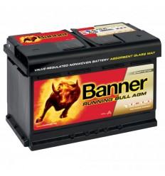 Banner Running Bull 12V 70Ah 760A 57001 otrasuvzdorná