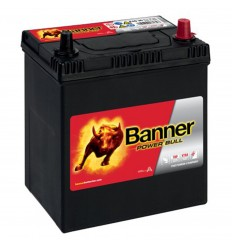 Banner Power Bull 12V 40Ah 420A P4026