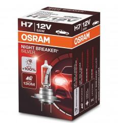 Osram Night Breaker Silver H7 +100% 2ks/balenie