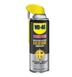 WD-40 Specialist Vysoko účinné silikónové mazivo 400ml