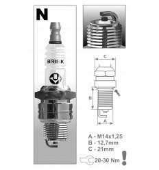 BRISK sviečka NR15C