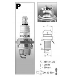 BRISK sviečka P15