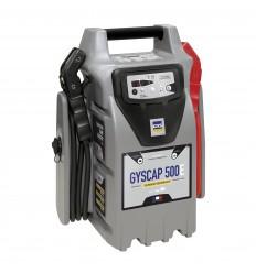 Štartovací zdroj bezbatériový GYSCAP 500E - 12V