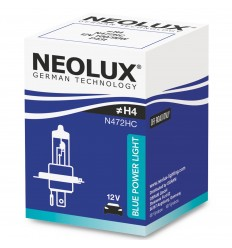 Neolux Blue Power Light N472HC H4 -1ks