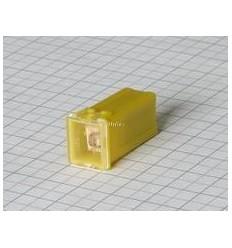 Poistka japonská minisamica 60A 14mm - žltá