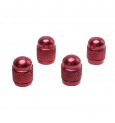 Ozdobné kryty ventilov červené