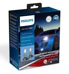 Philips LED H7 Lumileds Altilon SMD 2019 gen2 +250% 2ks/balenie