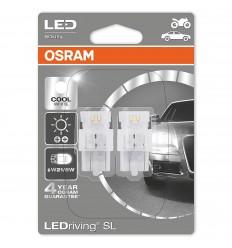 Osram LEDriving Standard 7715CW-02B W3x16q Cool White W21/5W