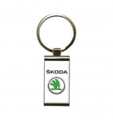 Kľúčenka-živica-ŠKODA /D/ 9001