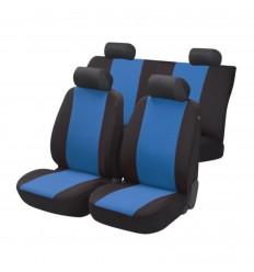 Autopoťah Flash 3ks modrá/čierna BASIC WALSER