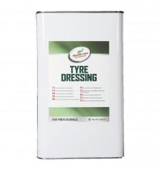 Turtle Wax Pro – Tyre Dressing – lesk na pneu 5L