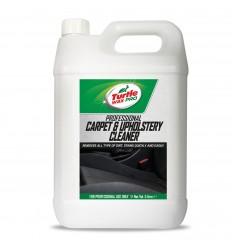 1Turtle Wax Pro – Carpet & Upholstery Cleaner – tepovač 5L