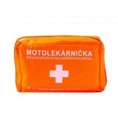 lekárničky pre kategóriu motorových vozidiel L3e až L5e, L7e (motolekárničky)