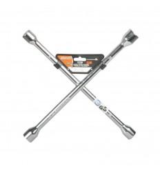 Kľúč krížový 17-19-21-23mm AUTOMAX