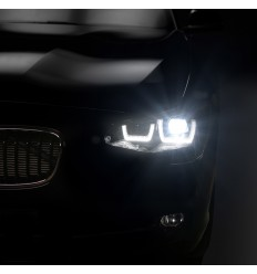 OSRAM LEDriving® BMW 1er F20/F21 FULL LED Svetlomety Black Edition