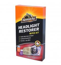 ArmorAll Headlight Restorer Wipes Kit - Sada na obnovu zoxidovaných svetlometov