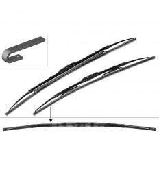 BOSCH Twin SPOILER 801S 600/530 mm (3397001802) - stěrače přední