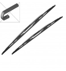 BOSCH Twin 866 650/530 mm (3397001866) - stěrače přední