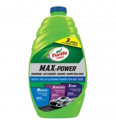 Turtle Wax Streak Free Wash & Wax rýchloschnúci autošampón s voskom 500ml