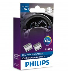 Philips Canbus Led Control Unit 5W 12956X2 - 2ks