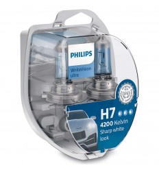 Philips H7 WhiteVision Ultra +60% 2ks/balenie + 2ks W5W
