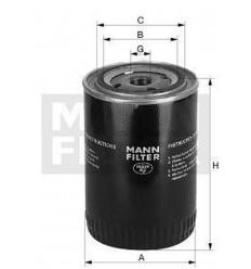 filter olejový mann MW 68