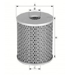 filter olejový mann H 12107/1