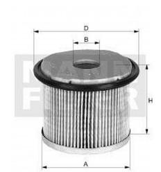 filter paliva mann P 716